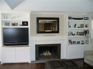 Allen tx custom cabinets built in entertainment center custom cabinets